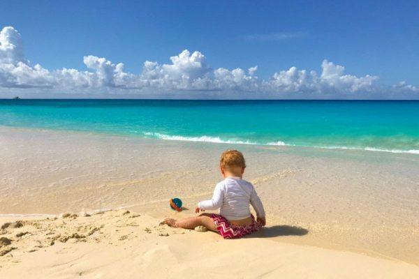 Turks e Caicos é um ótimo destino para crianças