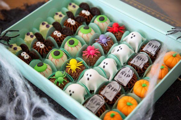 gostosuras para comemorar o Halloween