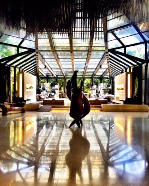 Lobby do Tivoli