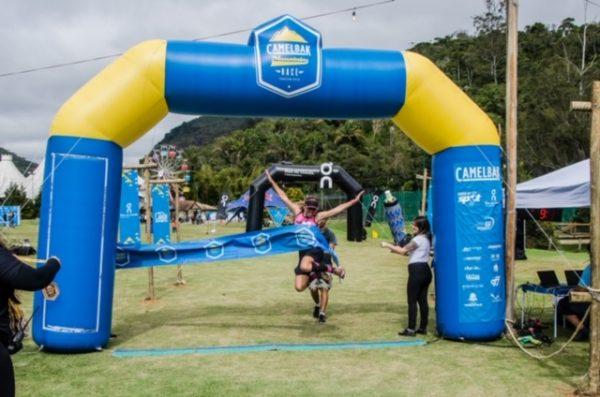 Primeiro evento esportivo no Rio na pandemia