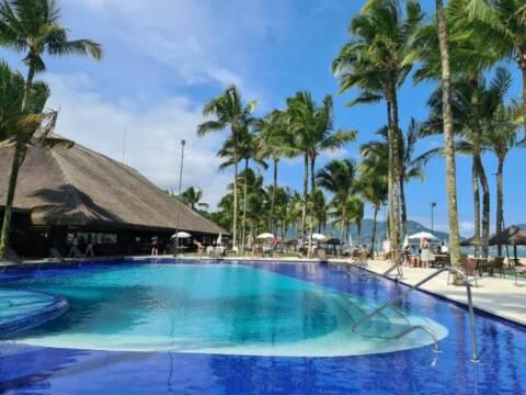 único Hotel do Brasil com safari: Portobello Resort