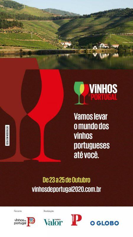 maior evento de vinhos portugueses