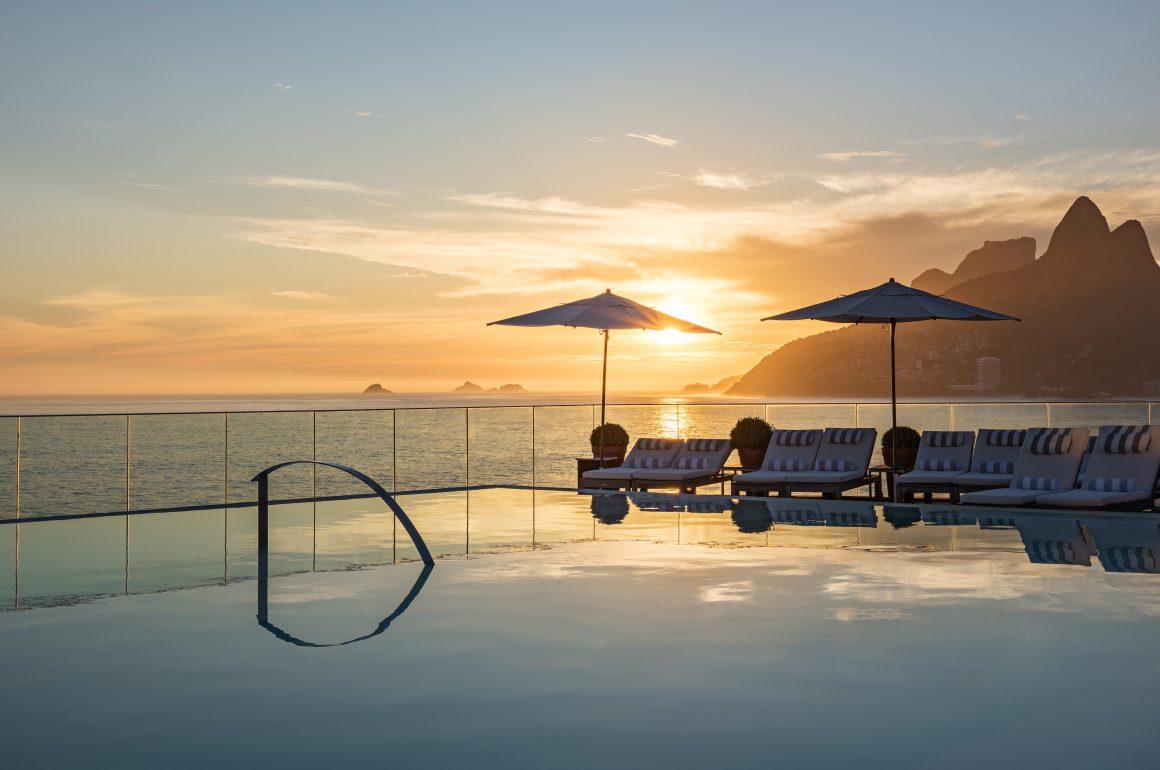 Os melhore hotéis em Ipanema