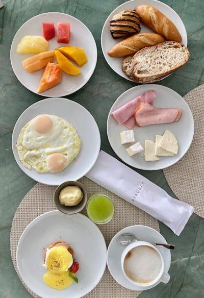 Café da manhã do Pérgula