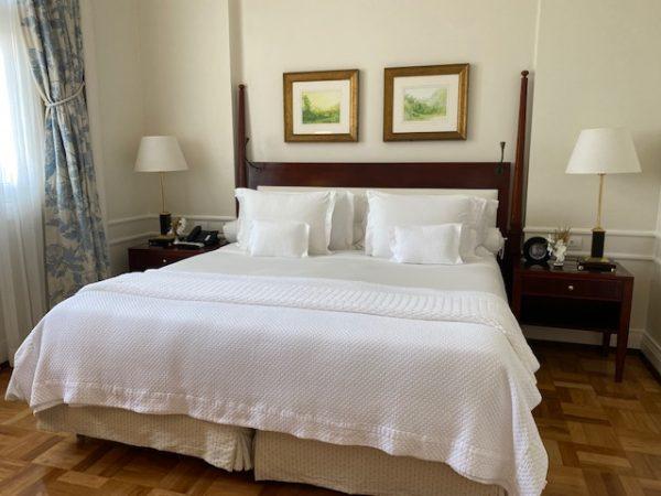 Suíte copacabana palace