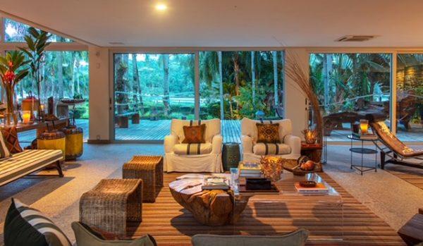 Paraíso na Ilha hospedaria de luxo em Florianópolis