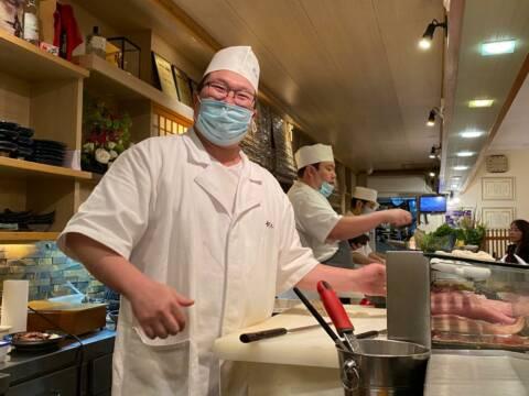 Restaurante japonês mais tradicional de São Paulo Shin Zushi