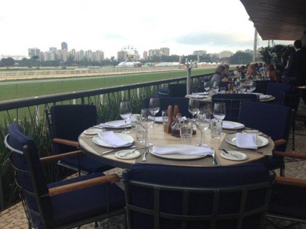 restaurantes ao ar livre no Rio