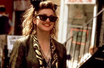 Madonna em Procura-se Susan Desesperadamente