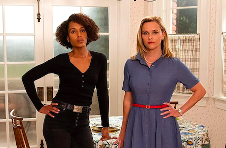 """Witherspoon e Kerry Washington em """"Little Fires Everywhere"""""""