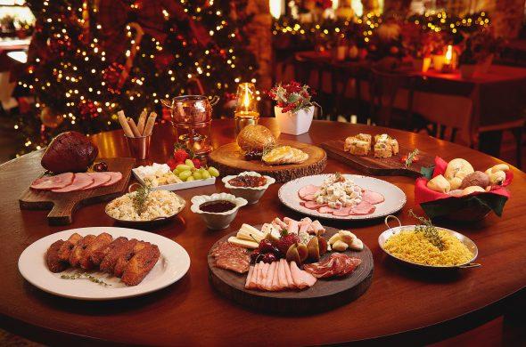 Natal em São Paulo restaurantes e ceias por encomenda