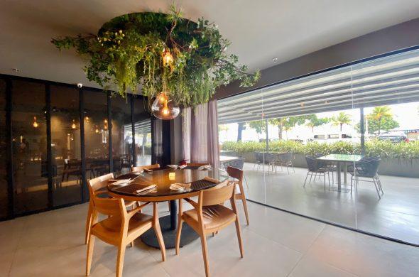 Novo restaurante italiano na Barra Tre Torri