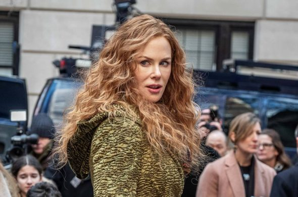 O sucesso da nova série com Nicole Kidman