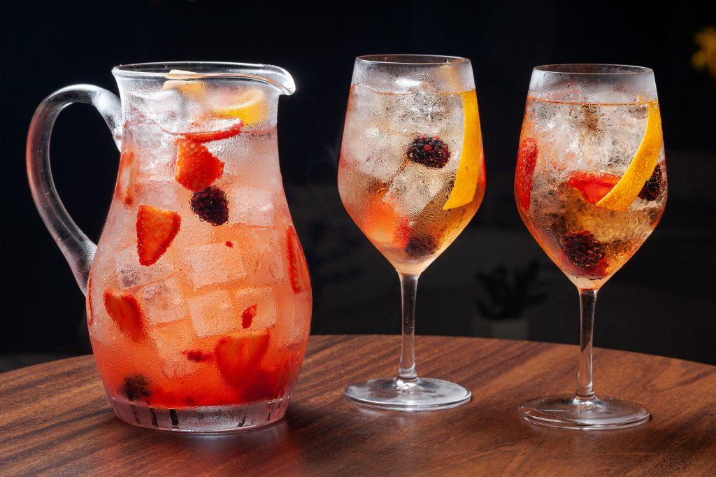 Pratos e drinques com as cores da virada inspire-se!