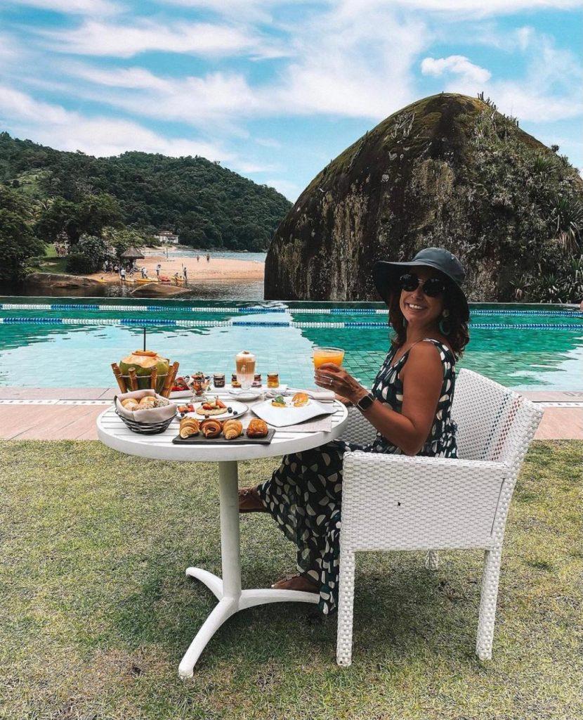 La reserve Club Med Rio das Pedras