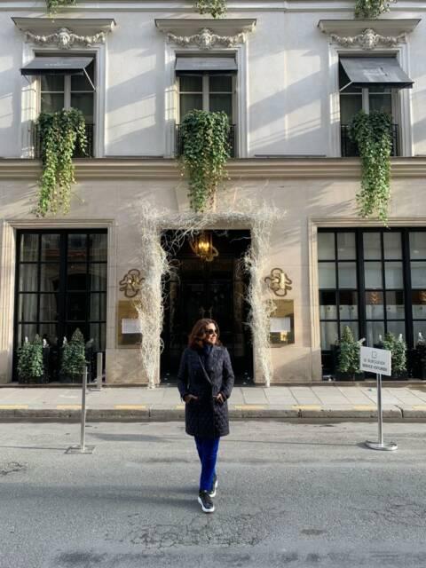 Burgundy Paris