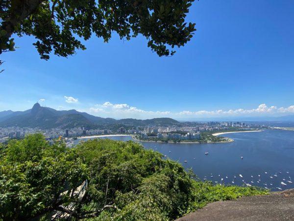 Passeio no Bondinho Pão de Açúcar no Rio