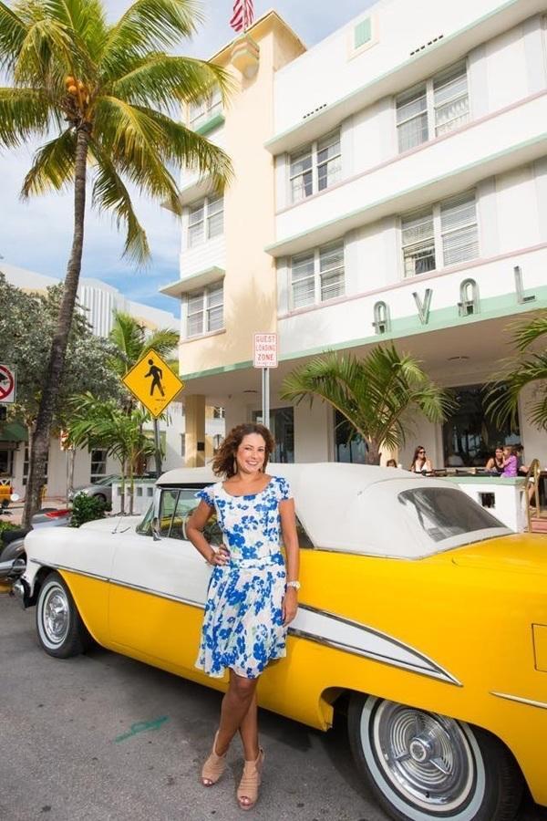 Renata em Miami por Cris Ulla