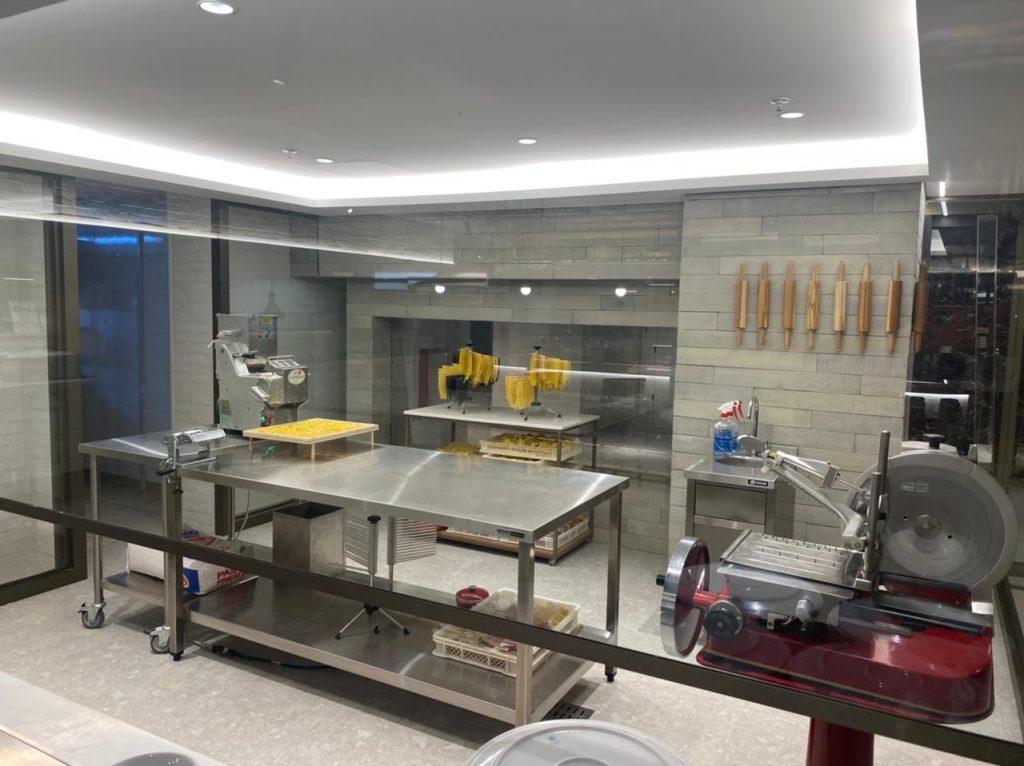 Reabertura do Bene restaurante italiano no Sheraton Rio