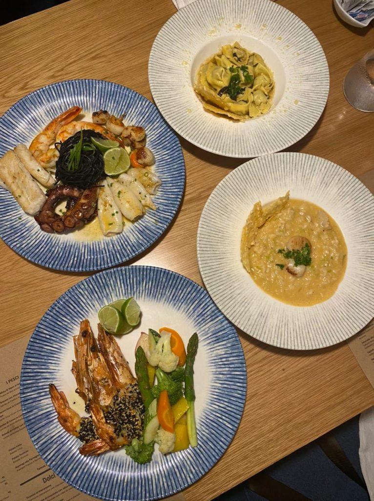 pratos principais