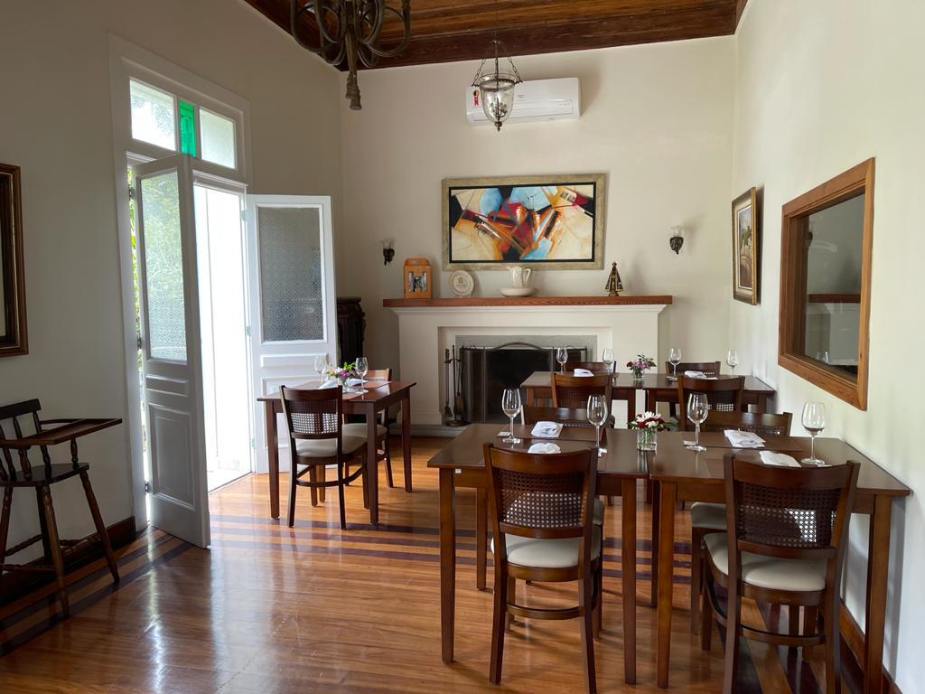 Hotel cinco estrelas em Itaipava Locanda della Mimosa