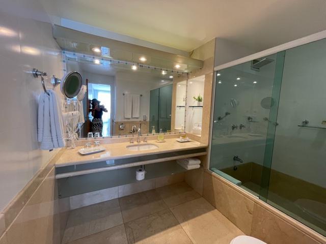 Banheiro do Praia Ipanema