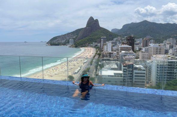 piscinas sensacionais no Rio