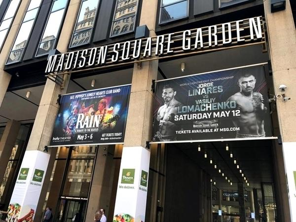 Nova Iorque reabre estádios e cinemas