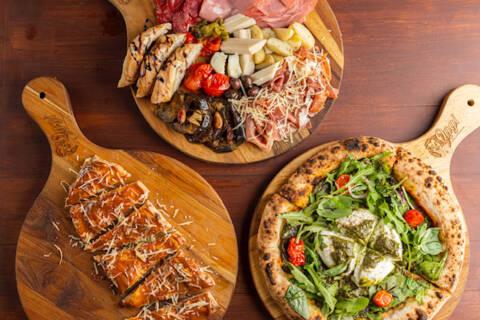 Nova pizzaria no Leblon Oggi Napoletana