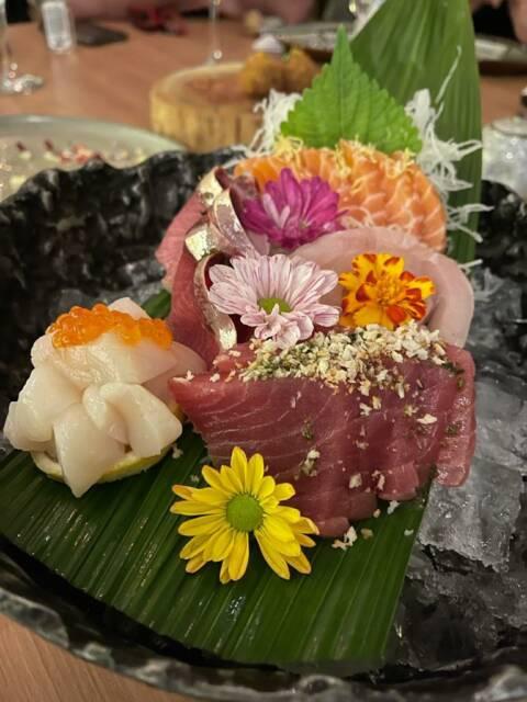 sashimi bahl