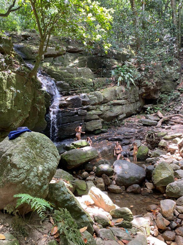 Cachoeira perda da Gávea