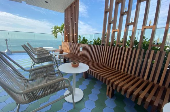 hotel aconchegante no Leme Novotel