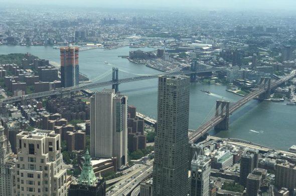 1 ano de pandemia em NYC