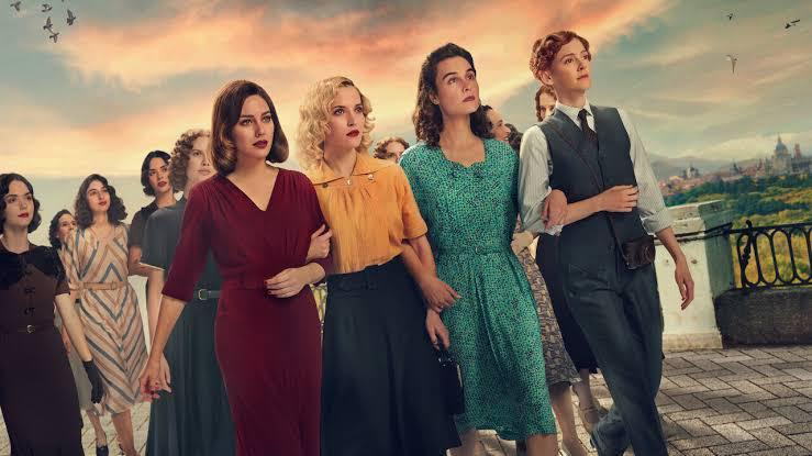 5 séries faladas em espanhol na Netflix
