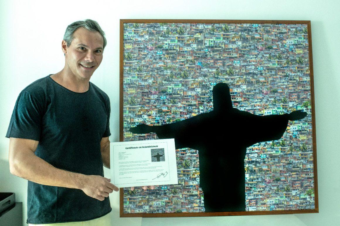 Campanha de combate à fome na Rocinha