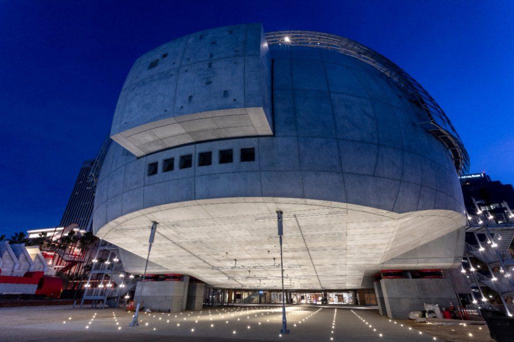 Novo Museu de cinema em Los Angeles