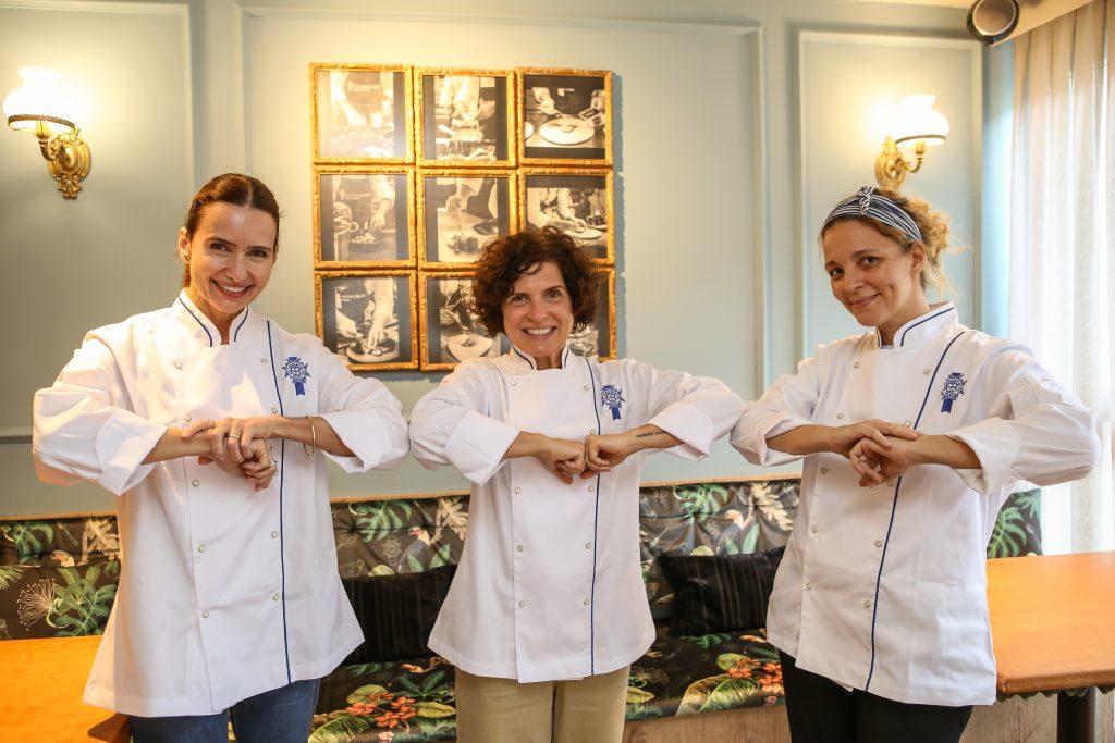 ignatures - Adriana Mattar, Roberta Ciasca e Flavia Quaresma