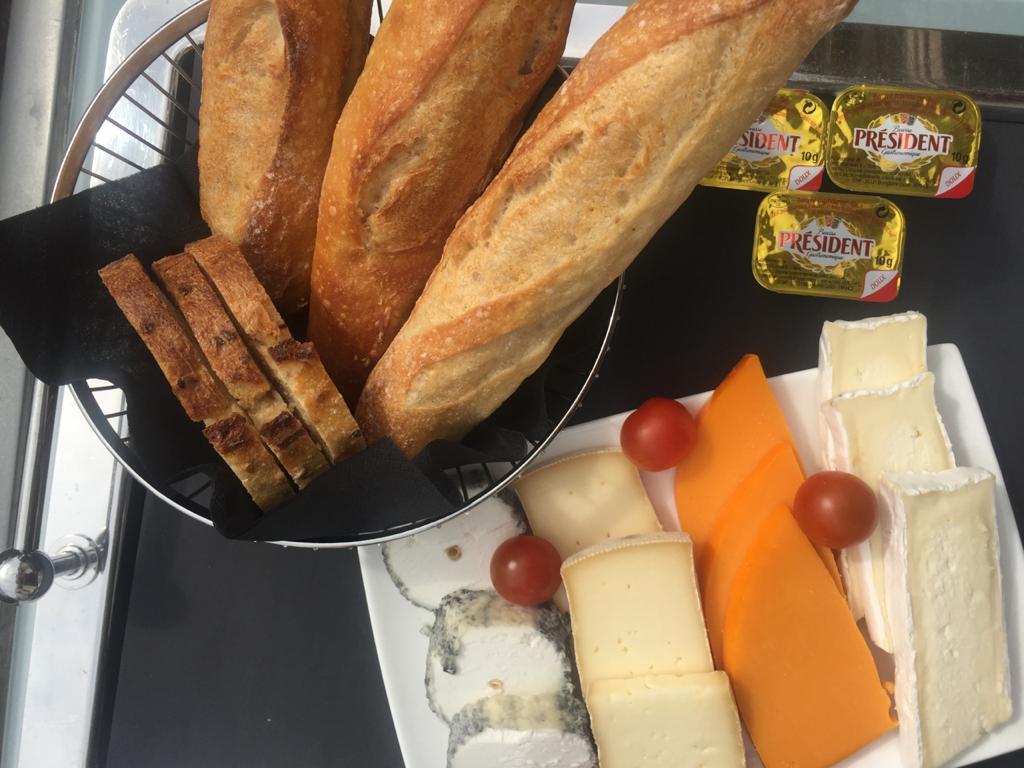 Acompanhamento das refeições
