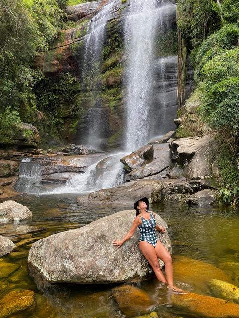 Cachoeira da Macumba em Itaipava como chegar