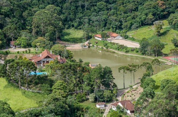 Dia Nacional da Botânica hotéis eco-friendly no Rio e SP