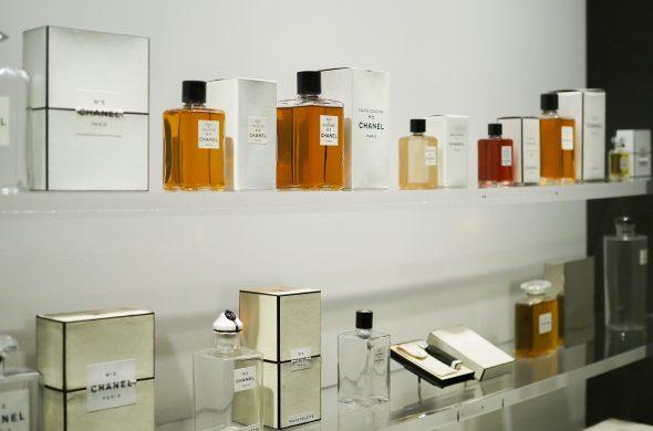 icônico perfume da Chanel