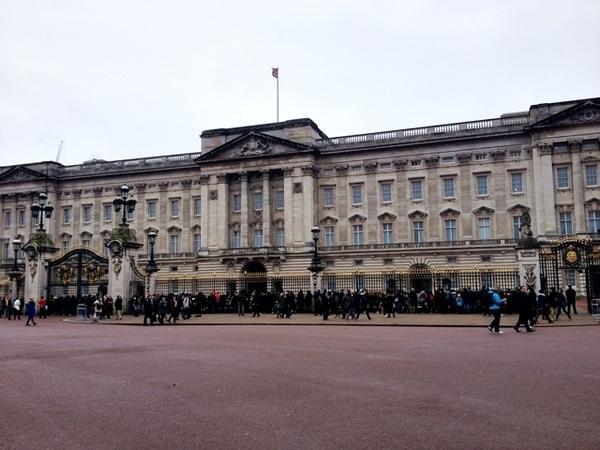 Palácio Buckingham