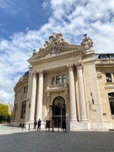novo museu de arte contemporanea em paris