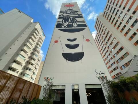 Arte no Canopy by Hilton São Paulo