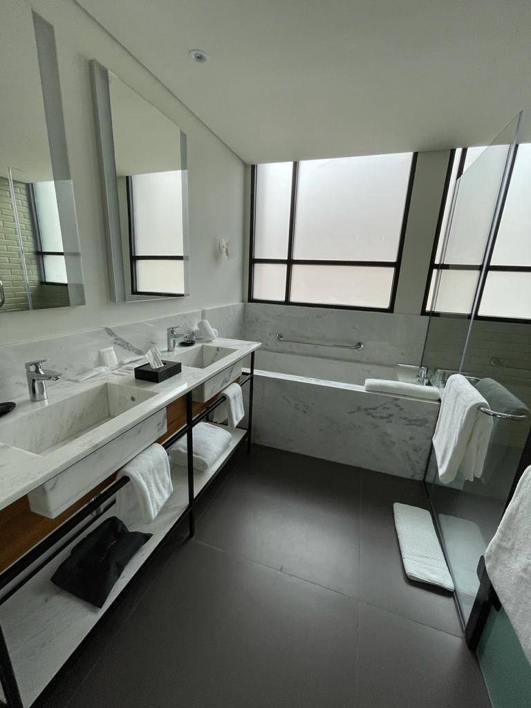 Banheiro canopy